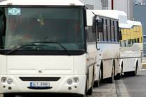 Autobusy - ilustrační snímek