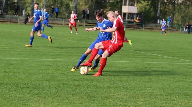 Áčko Mšena podlehlo Turnovu, v sestavě domácích chybělo několik hráčů.