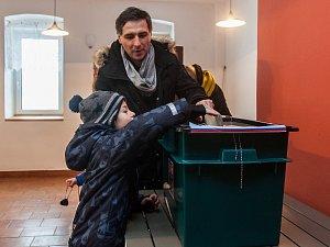 Druhé kolo prezidentských voleb 27. ledna v Libereckém kraji