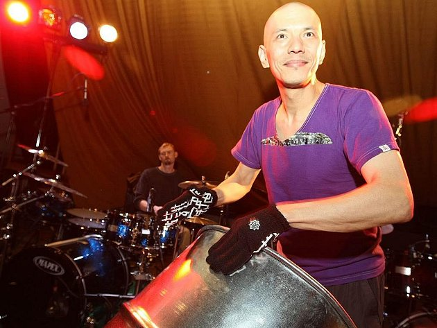 Slet bubeníků ve Smržovce v roce 2008.