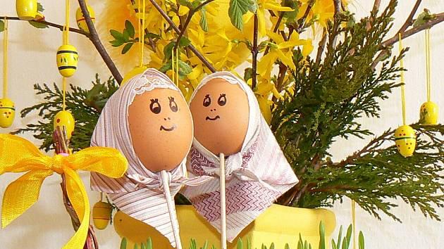 Velikonoční svátky na Jablonecku.