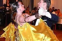 Plesová sezona na Jablonecku.