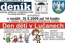 Den dětí s Deníkem a Dášenkou připravujeme na Krojčenku