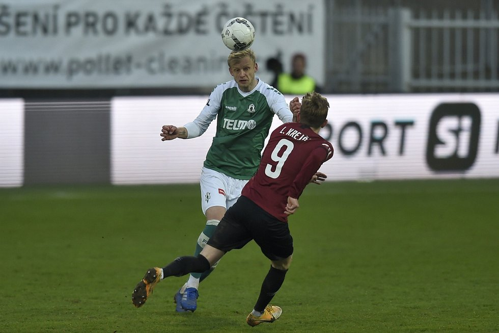 Jaroslav Zelený zažívá na hostování v Jablonci velmi dobrou sezónu.