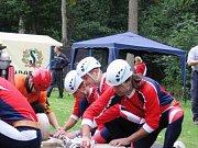 Sbor dobrovolných hasičů Frýdštejn. Soutěž v Benešově.