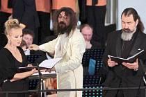 Oratorium Pražské Jezulátko autor zkomponoval pro EXPO 2015 v Miláně. Zde by mělo být slavnostně představeno 28. 10. v Den vzniku samostatného československého státu.