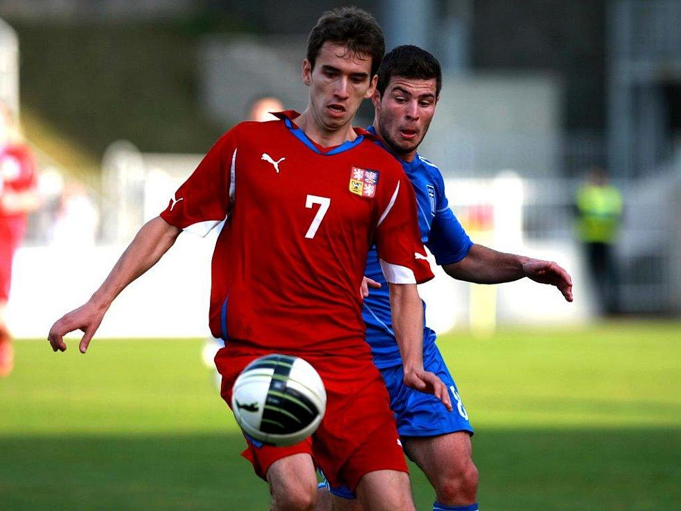 Reprezentanti do 21 let postoupili na ME 2011 v Dánsku. V baráži si poradili s Řeckem.