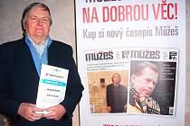 Zdeněk Joukl je aktivním seniorem, který již skoro čtyřicet let žije v Desné v Jizerských horách.