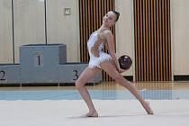 Gymnastky trénují podle videa