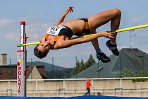 První den Mistrovství České republiky juniorů a dorostu v atletice proběhl 24. června na atletickém stadionu Střelnice v Jablonci nad Nisou.