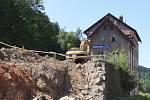 Unikátní budova Dolního nádraží v Jablonci se zřejmě dočká záchrany, jablonečtí zastupitelé schválili zájem o převod či prodej majetku ze SŽDC na město.