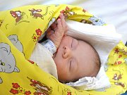 Josef Holas se narodil Kláře Holasové a Josefovi Hlubučkovi z Turnova 27.7.2015. Měřil 51 cm a vážil 3700 g.