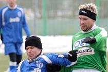 Tomáš Čížek se vrací do FK BAUMIT Jablonec