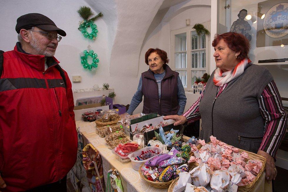 Běliště žije Vánočními trhy.