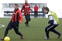 Fotbalisté Desné porazili v dalším přípravném zápase Malou Skálu 5:1 (2:1).
