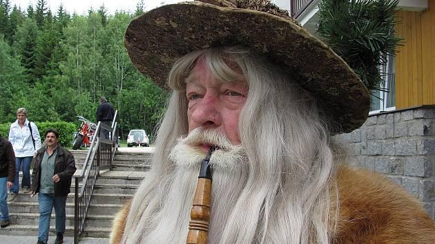 Harrachov. Krakonoš.