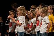 Kytička písniček, přehlídka dětských pěveckých sborů mateřských škol z Jablonce nad Nisou, proběhla 15. května v jabloneckém Eurocentru. Vystoupily sbory Jablíčko, Kapička, Mšeňáček, Pastelka, Skřivánek a děti z MŠ Slunečnice.