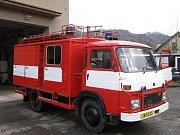 Sbor dobrovolných hasičů Malá Skála. Technika.