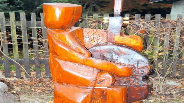 Odcizená socha