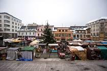Vánoční slavnosti v Jablonci nad Nisou. Ilustrační fotografie.