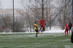 První domácí divizní zápas skončil pro Mšeno A vítězně (3:1).