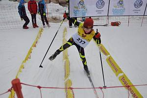 Další trať a několik novin čekalo na účastníky letošního adrenalínového závodu, který se uskutečnil v Bedřichově.