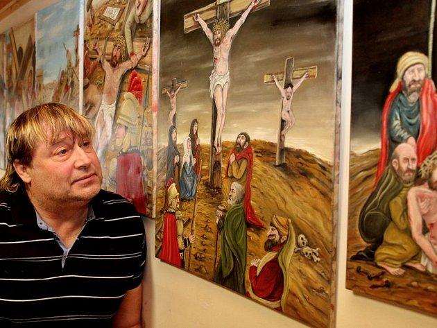 Petr Urban a jeho Křížová cesta