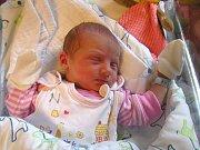 Amálka Hlavová se Michaele a Petrovi Hlavovým ze Železného Brodu narodila 13. 4. 2016. Měřila 48 cm a vážila 3300 g.