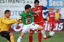Baumit Jablonec zahájil ligu vítězstvím nad Zbrojovkou Brno. Jedinou branku zápasu vstřelil Tomáš Pekhart.
