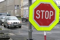Dopravní značka STOP. Ilustrační snímek.