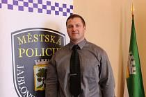 Nový ředitel Městské policie Jablonce Roman Šípek