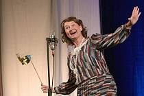 Padesátý ročník Národní přehlídky venkovských divadelních souborů Krakonošův divadelní podzim 2019 se uskutečnil minulý týden. Na snímku Eugeenie Koblížková.