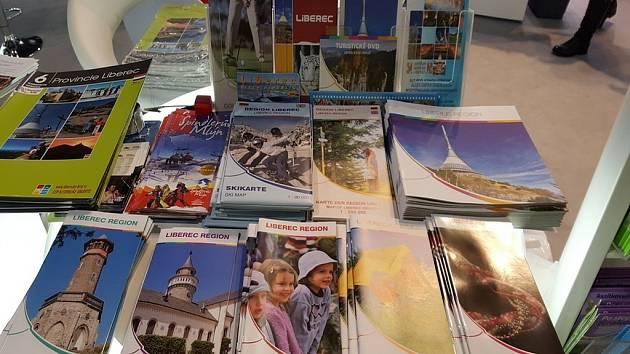 Liberecký kraj se zúčastní veletrhu cestovního ruchu v Utrechtu.