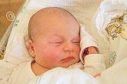 VIKTORIE CHRPOVÁ se narodila v úterý 17. dubna mamince Janě Chrpové z Jablonce nad Nisou. Měřila 47 cm a vážila 3,32 kg.