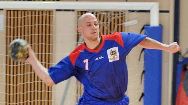 Jablonečtí házenkáři prohráli v Hradci o jediný gól, porážku nedokázal odvrátit ani jeden z nejlepších střelců.