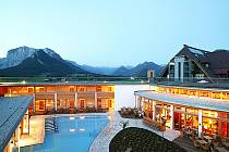 Hotel Lindner v Rakousku, kde tým bude na soustředění.