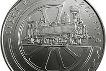 Líc. Autorem návrhu na pamětní stříbrnou dvousetkorunu ke 100. výročí založení Národního technického muzea je Zbyněk Fojtů.