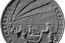 Autorem návrhu na pamětní stříbrnou minci ke 100. výročí dosažení severního pólu je akademický sochař Jiří Věneček.