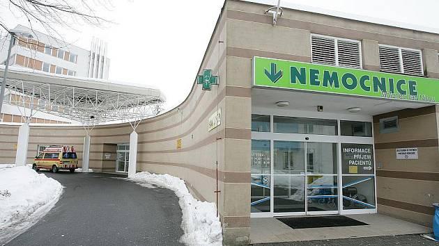 Nemocnice Jablonec nad Nisou.