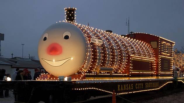 Kansas City Southern - Holiday Express