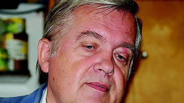 Zdeněk Tomášek, předseda klubu Admirál