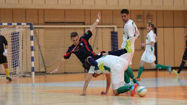 Futsal. Ilustrační fotografie.
