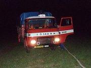 Sbor dobrovolných hasičů Vlastiboř. Pálení čarodějnic.