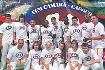 Vem Camará Capoeira Jablonec nad Nisou