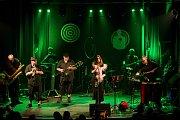Skupina Sto zvířat naštívila jablonecký klub Woko v rámci svého turné Elephantour 2017