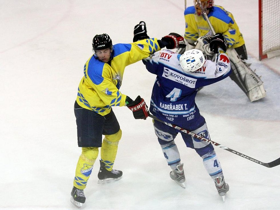 Jablonečtí druholigoví hokejisté si na podzim ve druhé lize nevedou zrovna nejlépe. Jsou na předposledním místě, když v sobotu prohráli se Sokolovem 4:5.