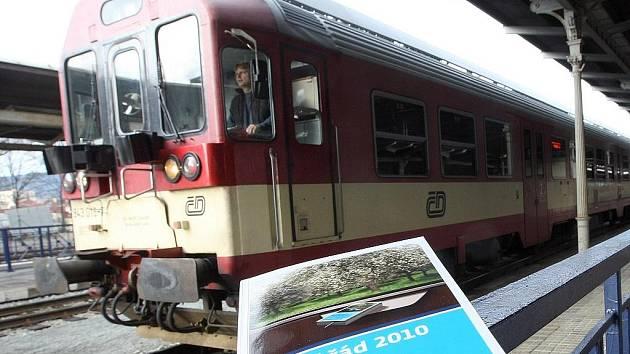 Železniční doprava, nové jízdní řády.