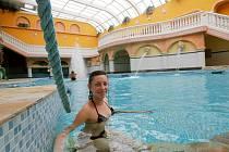 Aquapark v libereckém Babylonu.