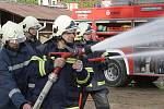 Jednotka Sboru dobrovolných hasičů Proseč nad Nisou.