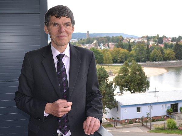 Dalibor Dědek, Jablotron, s.r.o.